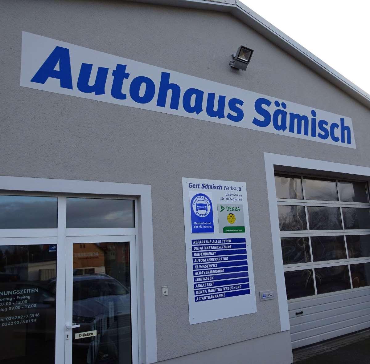 Ford Autohaus Gert Sämisch