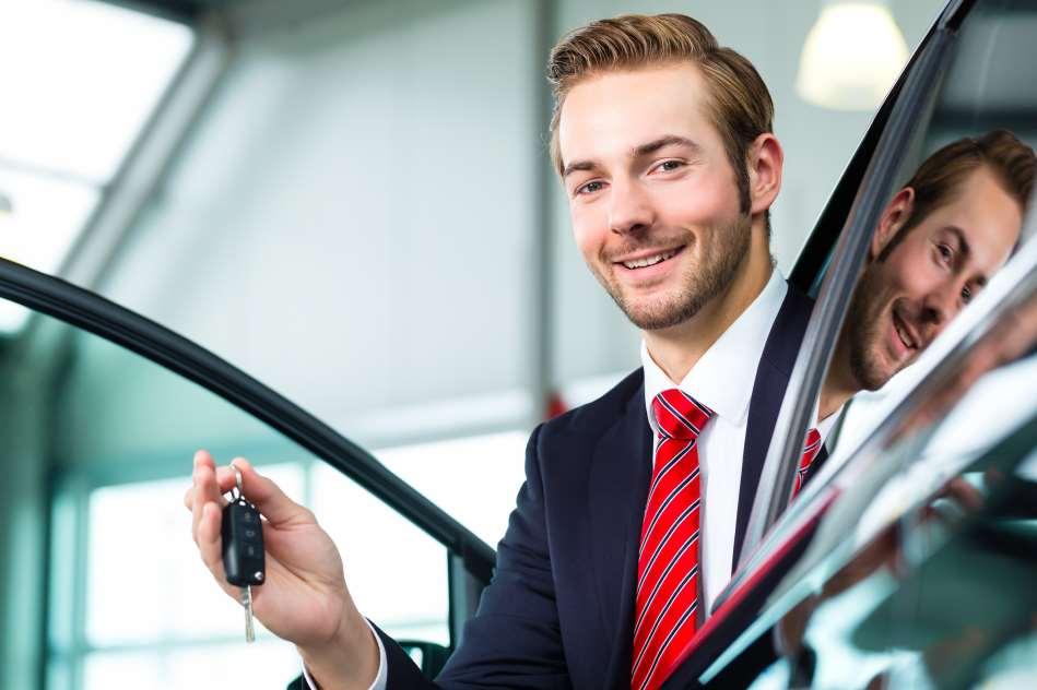 Verkauf von Neufahrzeugen aller Marken